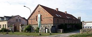 Der Künstlerhof ist ein ehemaliger Brandenburger Bauernhof