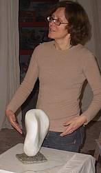 Christine aus New York erklärt ihre Arbeit